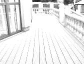 Dřevěná podlaha na terasu