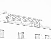Zastřešení balkonů a lodžií