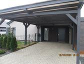 garážový přístřešek a domek na nářadí | Moderní dřevěná garážová stání