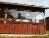 | Průhledné výplně oken z PVC