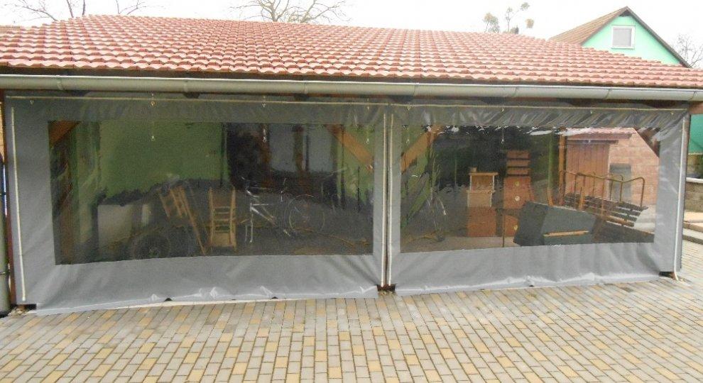 Průhledné výplně oken z PVC
