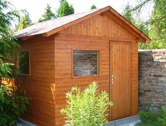 DOMKY NA NÁŘADÍ - domky na nářadí, nářaďovny, zahradní domky na nářadí, dřevěné domky na nářadí, ze dřeva