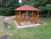 | Dřevěný altán Vetas 3x3m