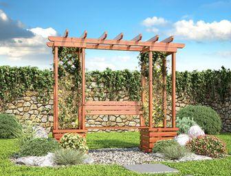 Pergoly Zátiší - pergoly, zahradní pergoly, zahradní přístřešky, výroba pergol, pergoly na zakázku